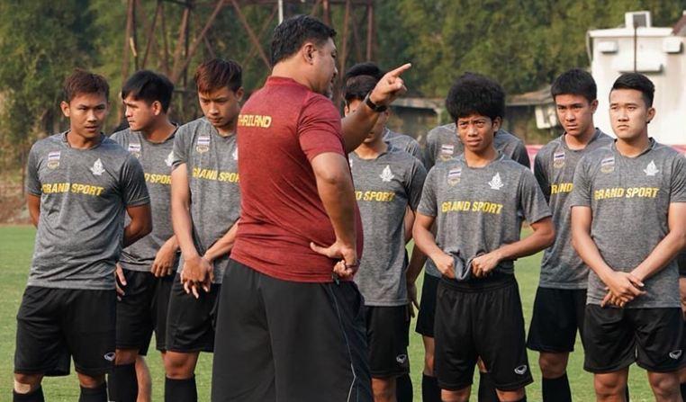 Thai Football Team Asian Games