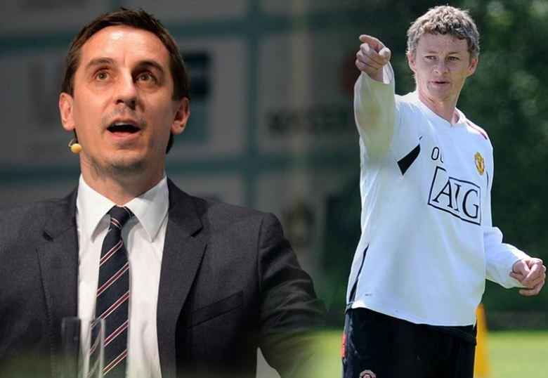 Gary Neville Football