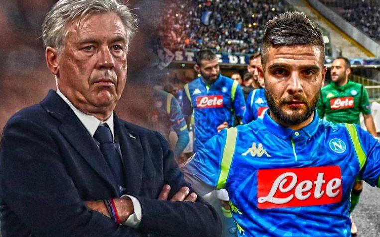 Carlo Ancelotti Serie A Soccer