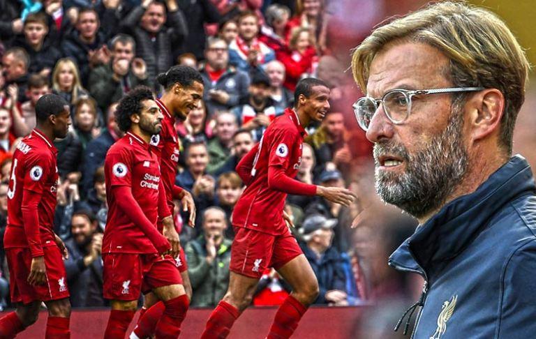 Jurgen Kloop Liverpool Premier League