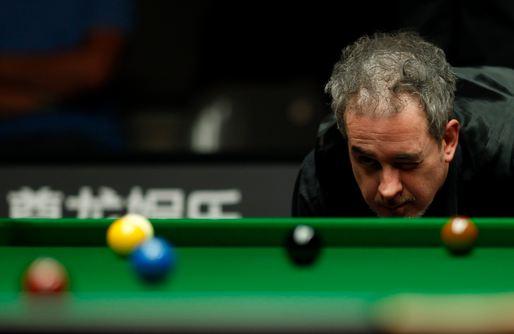 Antony Hamilton Snooker