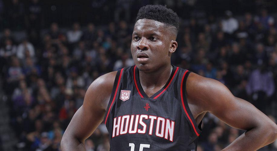 clint capela Huston Rockets NBA