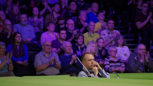 Mark Williams Snooker UK Championship
