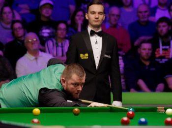มาร์ค อัลเลน หืดจับ ลิ่วรอบ 8 คน UK Championship