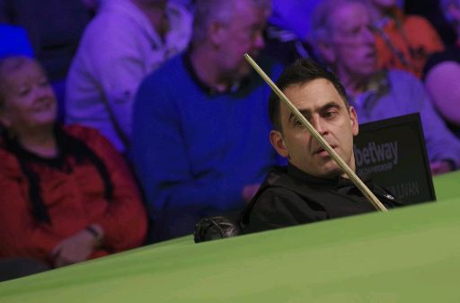 Ronnie O'Sullivan Snooker UK Championship