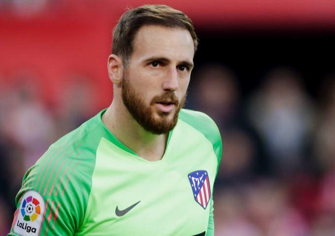 Jan Oblak La Liga