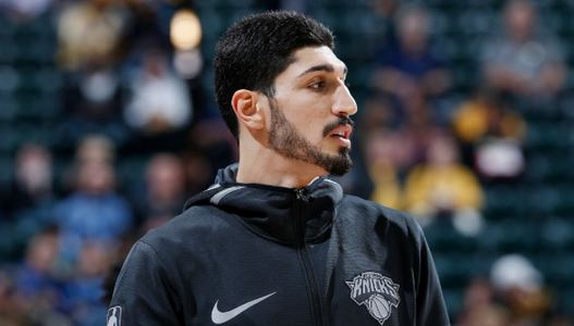 Enes Kanter New York Knicks