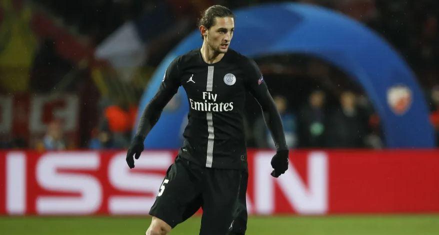 Adrien Rabiot Paris St-Germain Ligue 1