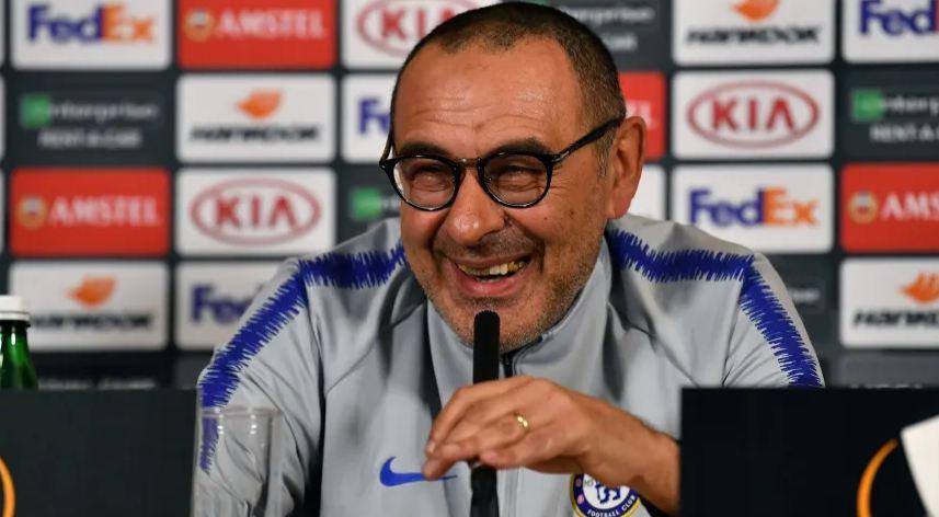 Maurizio Sarri Chelsea Premier League