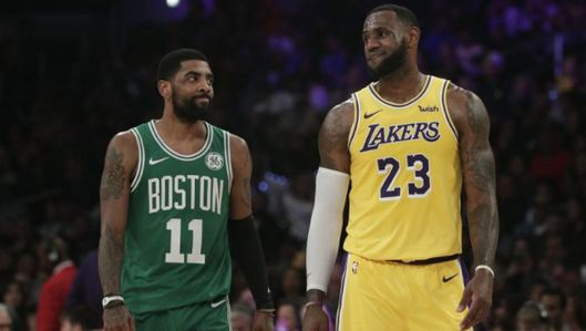 Kyrie Irving Trade Lakers