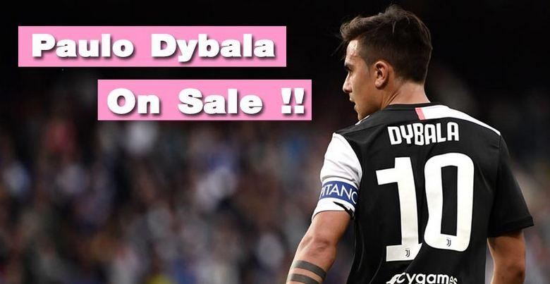 Paulo Dybala Juventus Serie A